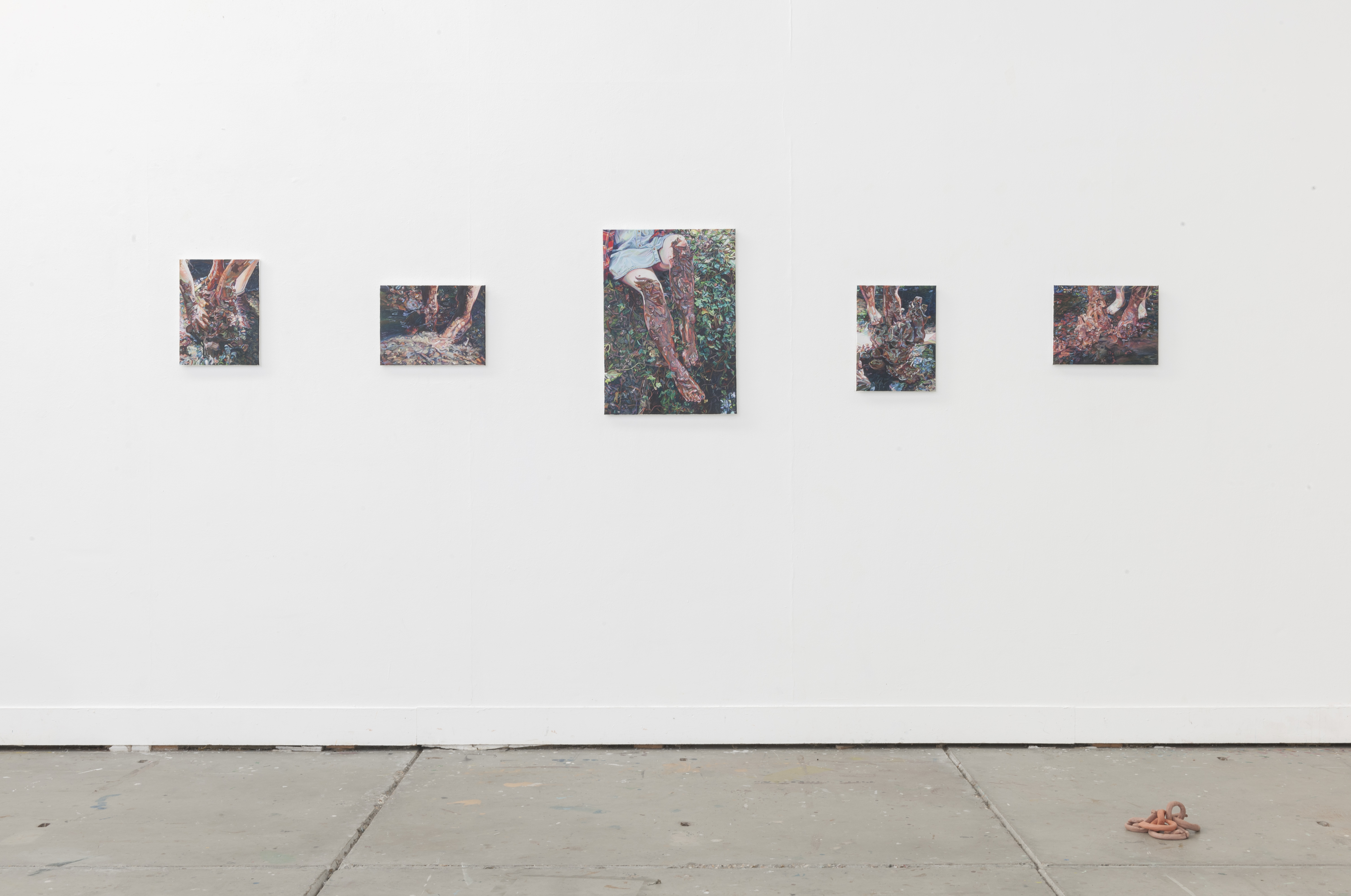 The Offering, installation view, Kaus Australis